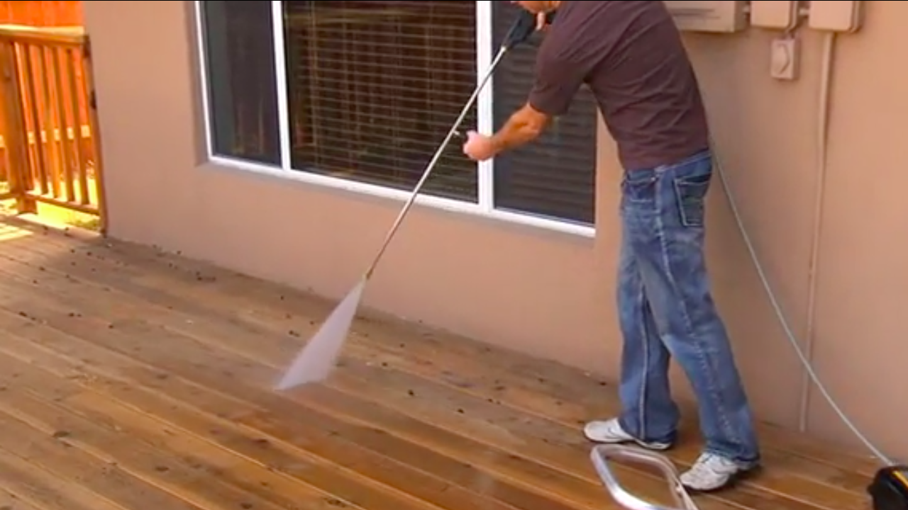 power-washer-in-your-house