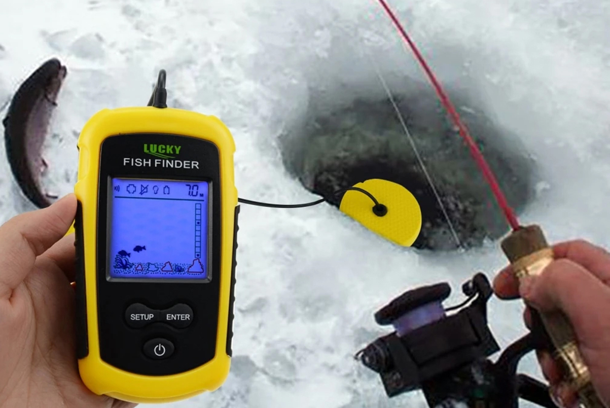 cheapest fish finder