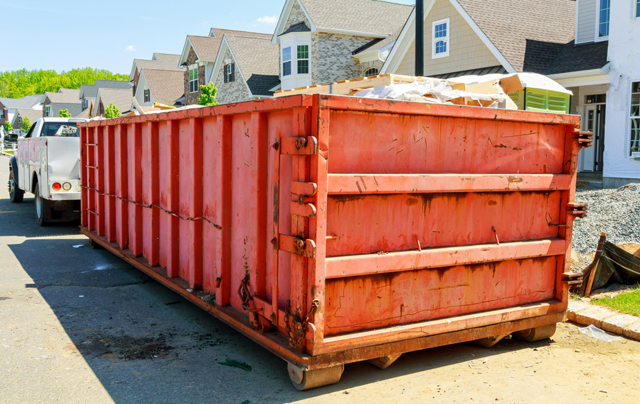 dumpster rental near me