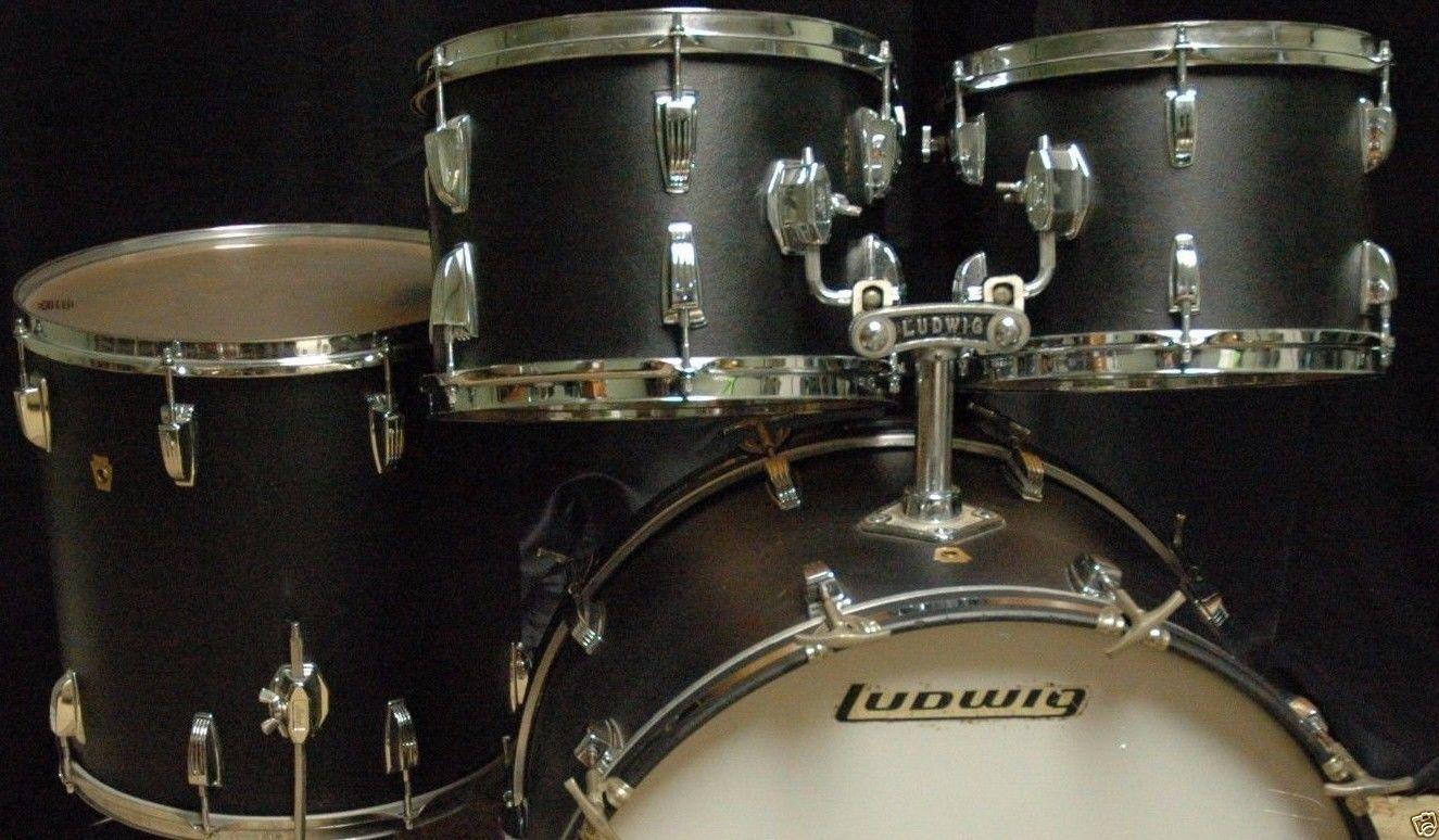 precision drum wrap
